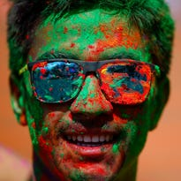 Holi Festival of Colors: An all-age EDM concert for everyone to enjoy
