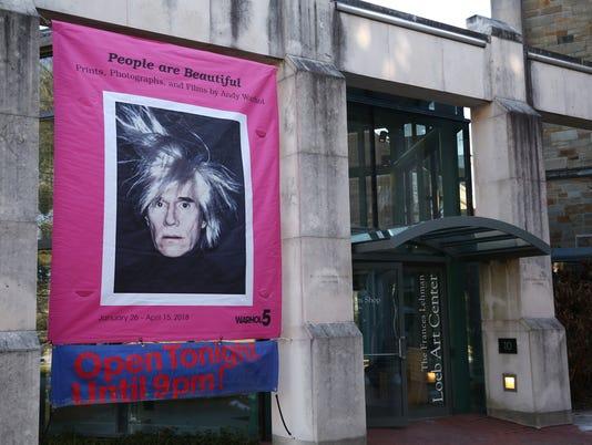 Andy Warhol at Vassar College