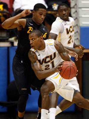 VCU defeated Long Beach State on Friday.