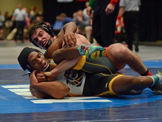 SCSU wrestling 2