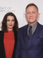 Rachel Weisz and Daniel Craig own a property in Ulster County.