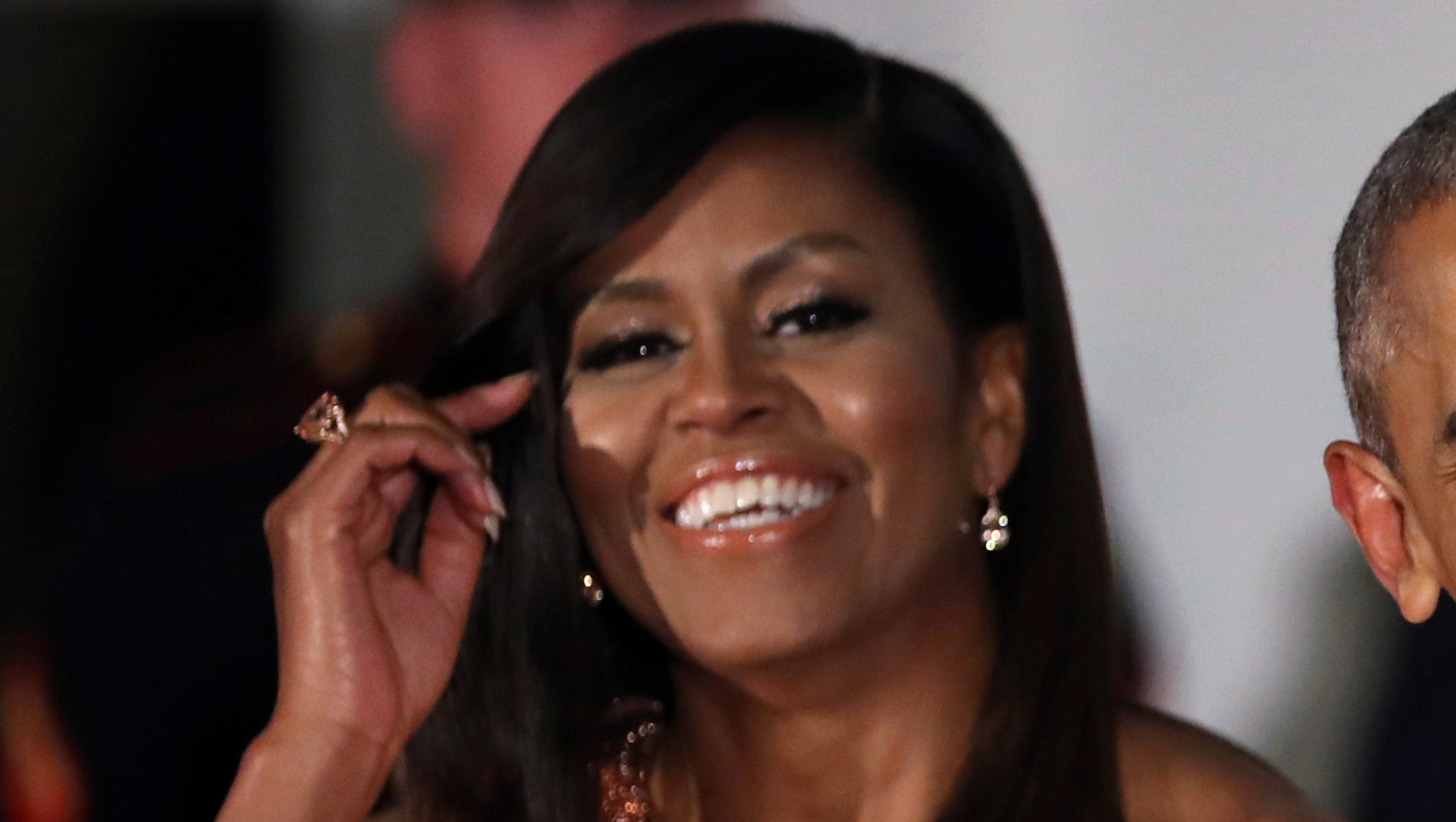 Michelle Obama gives 39Vogue39 an exit interview