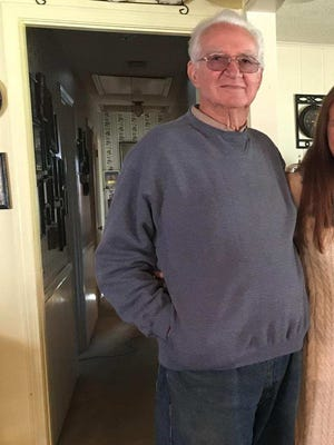 The Greenville County Sheriff's Office seeks assistance locating 79-year-old Jimmy Barnett.