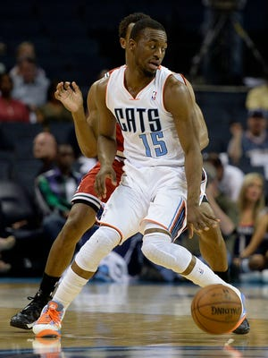 Bobcats point guard Kemba Walker will have more help this season.