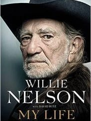 Willie Nelson's autobiography was a New York Times