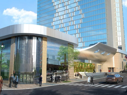 Oak Steakhouse Nashville will occupy leased space across from Music City Center.