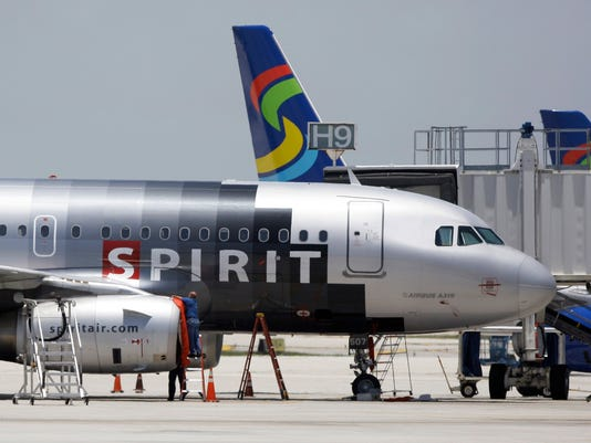 #stockphoto Spirit Airlines