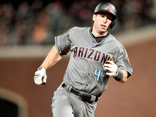 Arizona Diamondbacks v San Francisco Giants