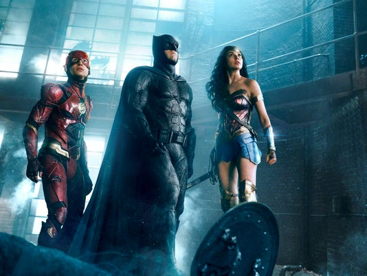 AP FILM REVIEW JUSTICE LEAGUE A ENT