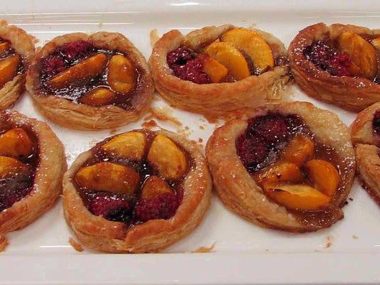 Pic 3 Peach Tarts