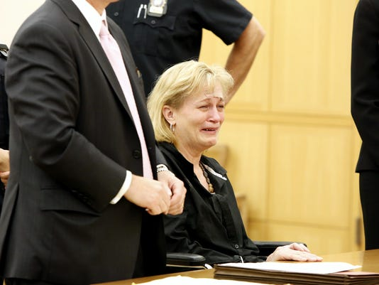 Kathleen Dymes in court