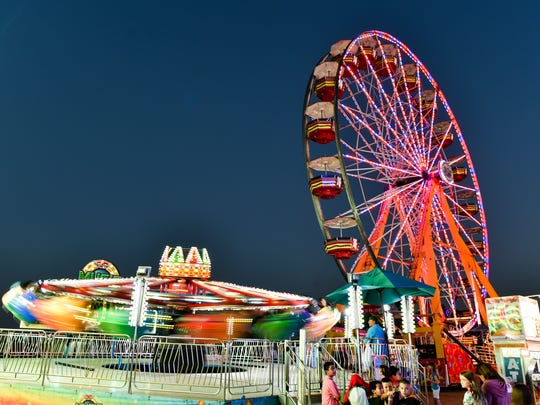 The Fair at Fenway South returns to JetBlue Park this weekend.