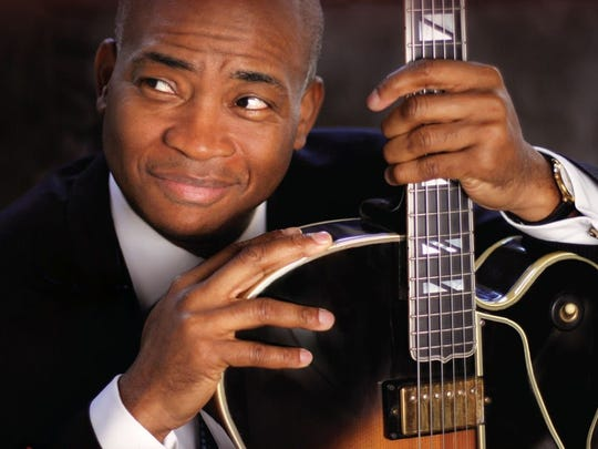 Russell Malone will perform on Sept. 17 at the  IUPUI Campus Center as part of Indy Jazz Fest.