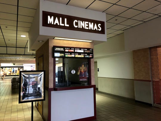 Legacy Theaters opened Friday, Dec. 15 in the Staunton