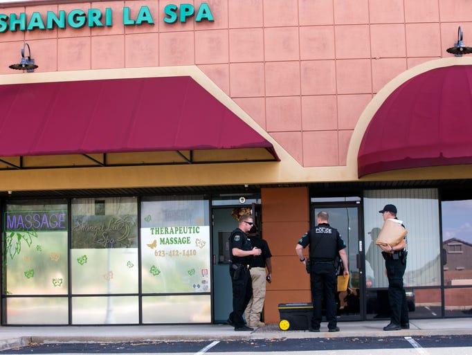 massages soapy Phoenix, Arizona