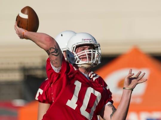 Tennessee Quarterbacks Football