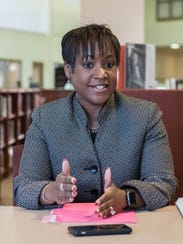 Battle Creek Public Schools Superintendent Kim Carter