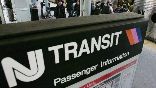 NJ Transit says substitute busing on the Pascack Valley Line coupled with Amtrak work on the Northeast Corridor Line means it can't guarantee connections at Secaucus Junction on Saturday.