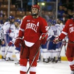 Cornell's Kubiak signs with AHL's Bridgeport