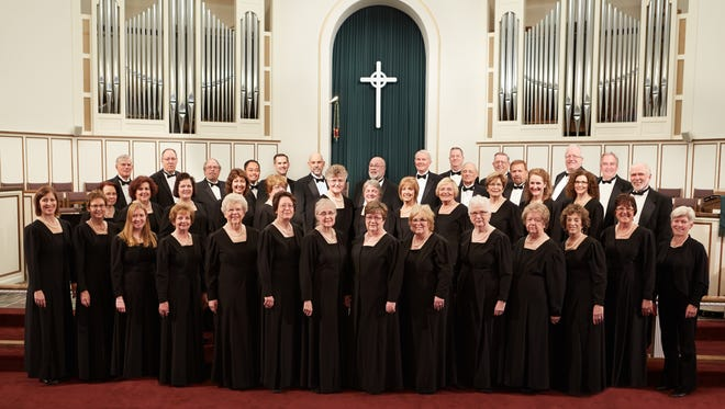 Detroit Lutheran Singers will present a program of music by American composers, Oct. 23 in Plymouth and Birmingham.