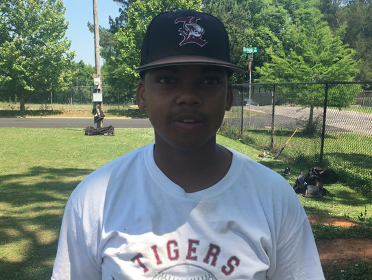 LAMP junior first baseman Russell Turner said the rest