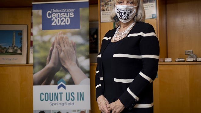 "Val Yazell, Springfield's director of planning and economic development, and the ""Count Us In Springfield"" campaign hope to encourage residents to take part in the once-every-10-years population count as they resume door-to-door operations that were stopped due to the COVID-19 pandemic."