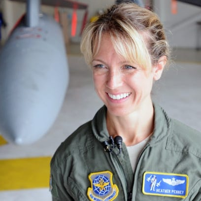 Fighter pilot from Sparks was ready to take down Flight 93 on 9/11, even if it killed her