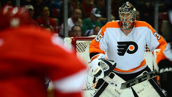 Steve Mason has faced the Detroit Red Wings more than any other club in his NHL career.
