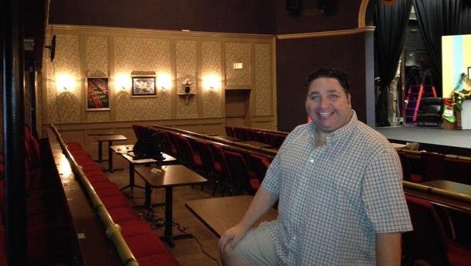 Steven Heron is the general manager and artistic director of Titusville Playhouse.