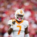 Where NFL mock drafts project Rashaan Gaulden, John Kelly, other UT Vols will be selected