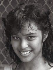 Clarissa Benavente Sport: Basketball School: John F. Kennedy High School Photo archive date March 12, 1987.