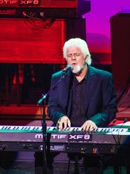 Michael McDonald performed on the Festival Stage for