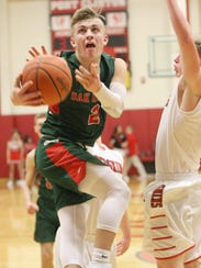 Oak Harbor's Jac Alexander scored 18 points Friday
