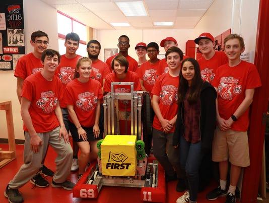 tappan zee robotics team champions