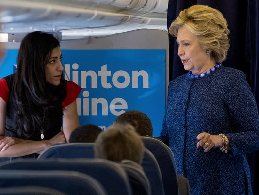 AP CAMPAIGN 2016 CLINTON EMAIL A ELN FILE USA NY
