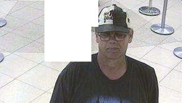 The Rochester Police Department call this man a suspect in a robbery that took place Friday on East Main Street.