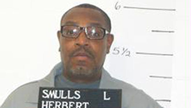 Death-row inmate Herbert Smulls who had been scheduled to die by injection one minute after midnight Wednesday.
