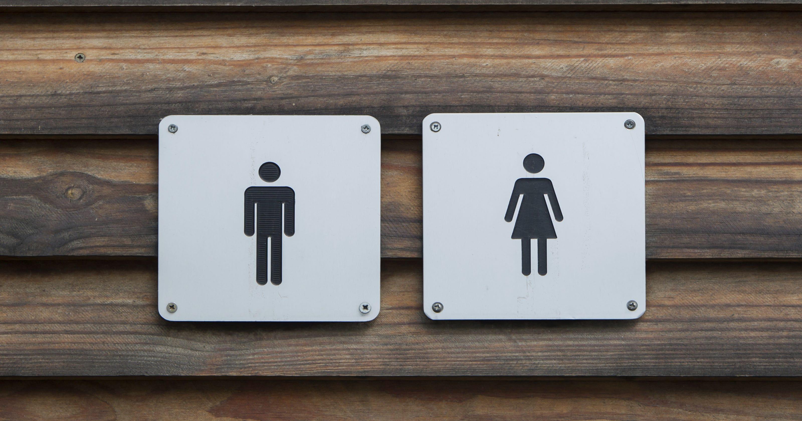 The imaginary predator in America's transgender bathroom war