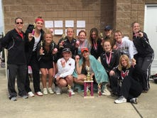 Prep Notebook: Marshall tennis takes championship in Pink Invitational