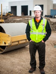 Jesse Waldenberg, Great Falls operations manager  of