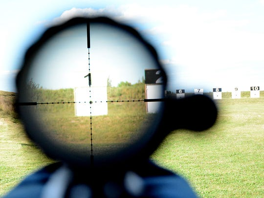 The outdoor .22 Rifle Bench League will take place at Camp Perry's Petrarca Range, which holds electronic targets capable of displaying each shot on a monitor next to each firing point.