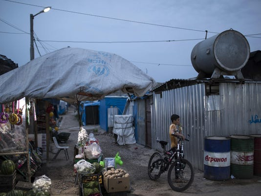 Iraq Syria Trump Refugees
