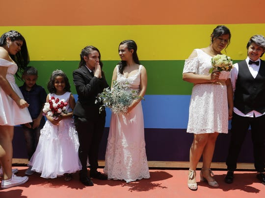 Brazil Gay Marriage (3)