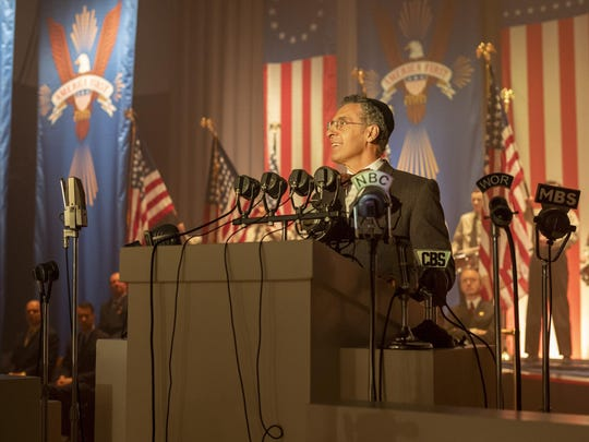 """John Turturro in """"The Plot Against America,"""" which debuts at 9 p.m. Monday on HBO."""