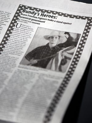 An opinion piece, in which author and opinion editor Thompson Dasher defended the Bundy armed standoff in Malheur National Wildlife Refuge in Oregon, appeared on the back page of the January/February 2016 issue of Spring Grove Area High School's The Rocket Star student newspaper. School officials said the article was political satire.