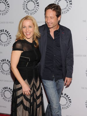 """Gillian Anderson and David Duchovny will reprise their roles as FBI Agents Dana Scully and Fox Mulder for a six-episode event series of """"The X-Files."""""""