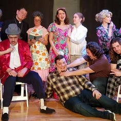 Playhouse to present 'Dearly Departed'