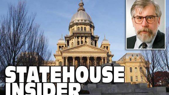 Statehouse Insider is written each week by Doug Finke