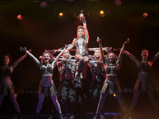 "Deborah Cox plays the role made famous by Whitney Houston in the 1992 film ""The Bodyguard"" in the musical landing at the Fox Cities Performing Arts Center next week."