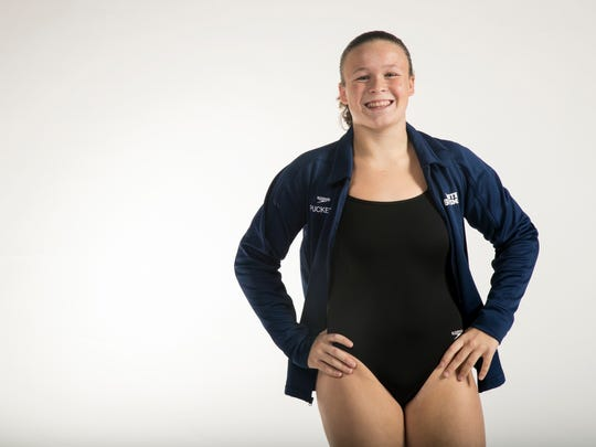 Mikayla Puckett, Estero, Swimming All-Area